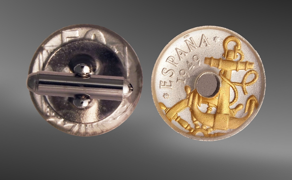 U.S. & World Coin Cuff Links